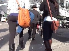 Follow Of Tight girl Ass