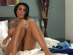 Dylan Ryder spreading on camera