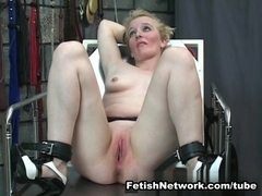 Hardcore doggy style fucking and pussy whipping