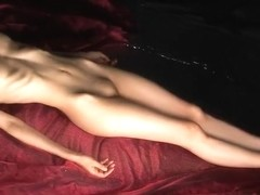 Hottest Homemade record with Skinny, Solo scenes