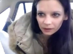 Sexy chat online from my car