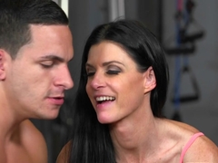 Horny pornstars Peter Green, India Summer, Bella Skye in Fabulous Sports, College xxx movie