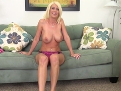 Best pornstar Riley Jenner in Incredible Dildos/Toys, Natural Tits xxx clip