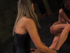 Fabulous pornstars Marina Angel, Kendra Cole in Incredible BDSM, Dildos/Toys adult video