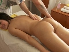 HD hawt massage movie scene