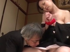 Incredible Japanese whore Misaki Yoshimura in Exotic JAV uncensored Dildos/Toys movie