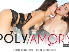 Riley Reid & Jenna Sativa in Polyamory, Episode 3 Video