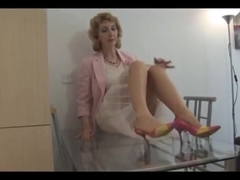 mature in stockings upskirt 3 (XED)