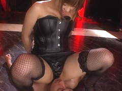 Incredible Japanese girl Cocomi Naruse in Exotic big tits, fishnet JAV video