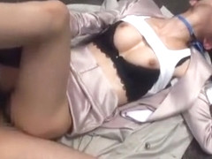 Amazing Japanese slut Meisa Asagiri in Hottest Fingering, Outdoor JAV clip