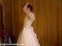 Just married russian paramours honeymoon video