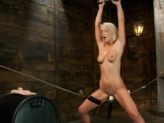Fabulous fetish porn video with amazing pornstar Lexi Swallow from Fuckingmachines
