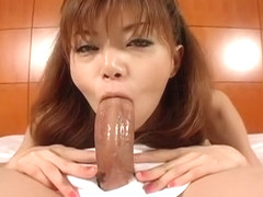 Exotic Japanese slut in Horny JAV movie