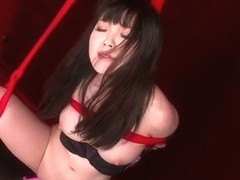 Crazy Japanese whore Nene Masaki in Amazing JAV uncensored Dildos/Toys movie
