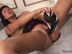Tamara in PornXN video:Huge Insertion
