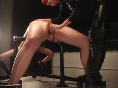 Catherine Foxx Castrates and Whores Out her Ex Lance Hart