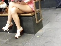 Bare Candid Legs - BCL#035