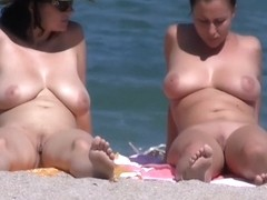 Best Homemade record with Nudism, Beach scenes