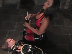 Hottest fetish xxx clip with exotic pornstar Sandra Romain from Whippedass