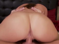 Exotic pornstar Abby Cross in Hottest Facial, Redhead porn video