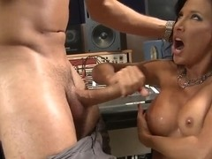 Lezley Zen is into tremendous pussy pounding