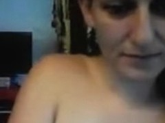 Soft core porn vid with me posing on web camera
