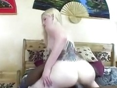 Horny Homemade clip with Blonde, Tattoos scenes