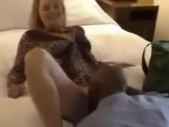 Aged wife acquires screwed by a darksome penis.