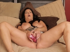 Sammy Brooks in Fun Times With Her Toy Scene