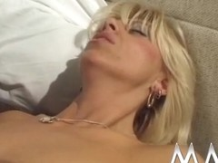 MMVFilms Video: Big Cock For Old Cunt