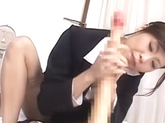 Crazy Japanese girl Natsumi Horiguchi in Incredible Dildos/Toys, Blowjob/Fera JAV movie
