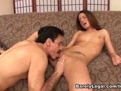 Taylor Mae Mason in Just Fucked Daddy's Best Friend