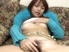 Fabulous Japanese girl Miyo Kasuga in Incredible JAV uncensored Masturbation video