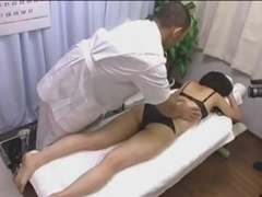 Massage ending with a Creampie