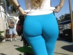 Candid Booty 44