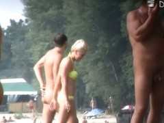 Nudist beach voyeur vid with amazing sluts