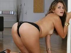 Allie Haze & Bill Bailey in Naughty Rich Girls