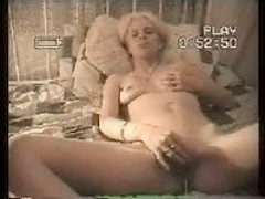 Oozing pussy fingered