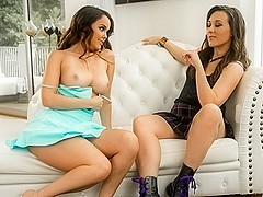 Dillion Harper & Sinn Sage in Three-Way Mistress: Part One  Video
