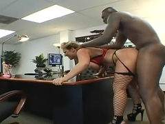 big beautiful woman Erika Staxxx Interracial