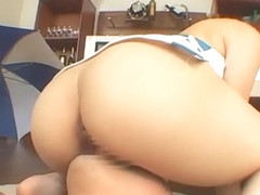 Crazy Japanese model in Fabulous Cunnilingus, Swallow JAV movie