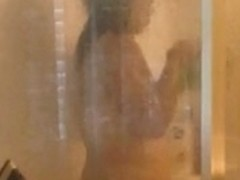 gfs mom in the shower