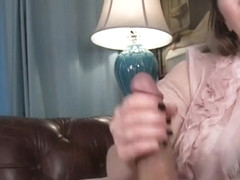 Mom messed up my cumshot