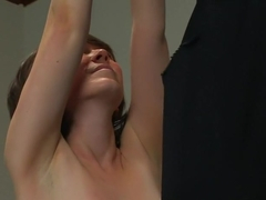 Amateur Casting Couch 20: Claidia: Girls next door LOVES to come...