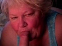 Amazing BBW blowjob