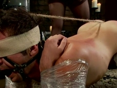 Objectified Meat For Goddess Aiden Starr