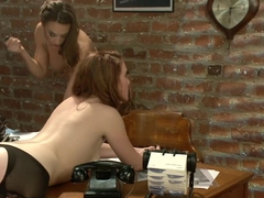 18-Year-Old Fresh Pussy Defiled by Electricity!