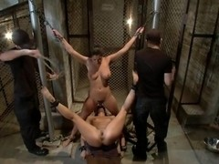Bondage, humiliation and hardcore