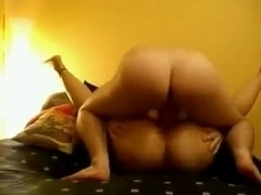 Hot Chubby college girl GF with pink pussy fucked on cam