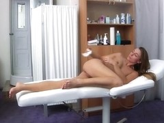 Morgan Moon Gyno Exam